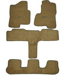 GMC Yukon XL Denali 2ND Row Captain Seats Prairie Tan Carpet