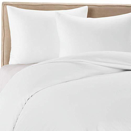 Bed Bath & Beyond - Wamsutta® 400 Full/Queen Duvet Cover Set - Color: White (Cover Bed Bath Duvet Beyond Sets And)