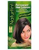 vegan brown dye - Naturtint - Permanent Hair Colorant 3N Dark Chestnut Brown - 5.4 oz.