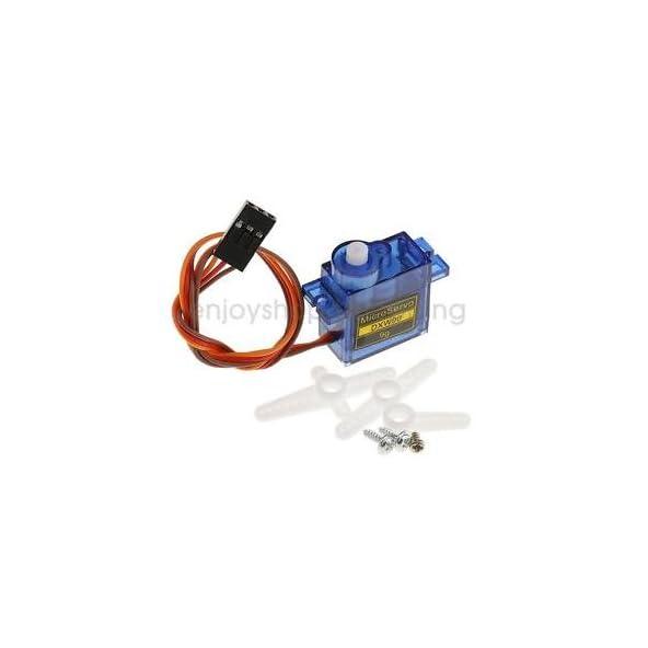 Alcoa Prime 1 Set Mini Micro 9 G Servo SG90 for RC Helicopter Airplane Car Boat Kids Toys
