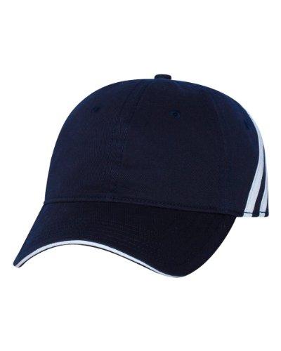 Navy Blue Campus Hat (adidas - Campus Fashion Cap - A84 - Adjustable -)