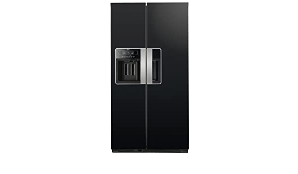 Whirlpool WSG 5588 A+M Independiente 505L A+ Negro nevera puerta lado a lado - Frigorífico side-by-side (Independiente, Negro, Puerta americana, ...