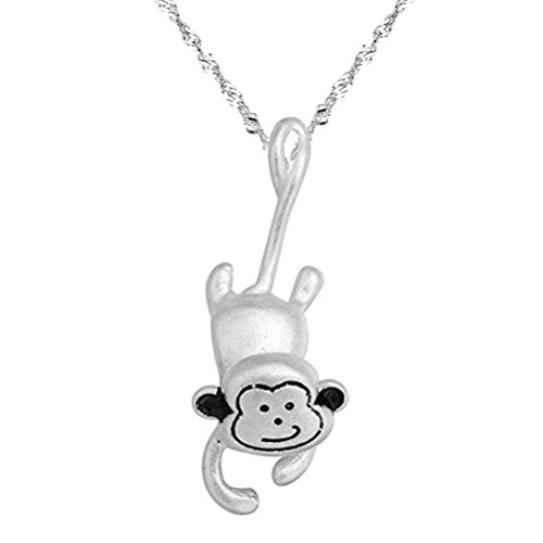 Sterling Silver Reflections Monkey - 1