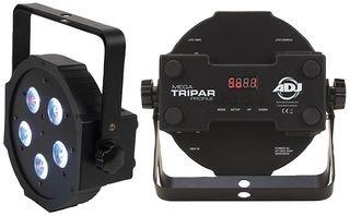 American DJ Mega TriPar Profile RGB Color Mixing Slim Par Can LED Light