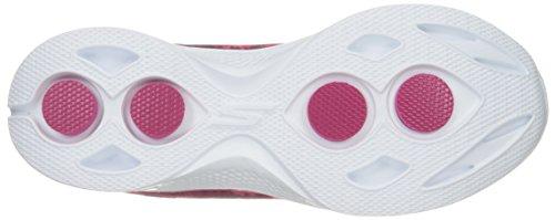 Skechers Rendimiento Go Walk 4 Excite zapato que camina Pink