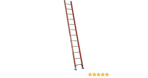 Werner Single Section Ladder - Kristina Werner Single