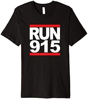 Best Gift Run 915 El Paso TX Vintage Running Premium  Need Funny TShirt / S - 5Xl