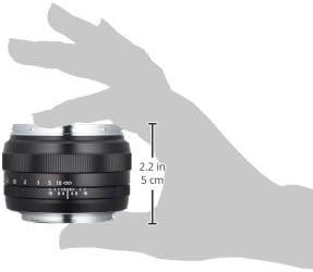 Carl Zeiss Planar T 1.4//50 ZE Canon EF International Model
