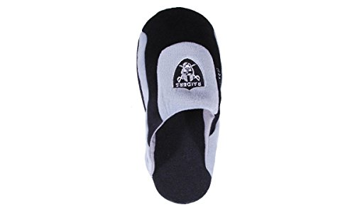 and Slippers Happy Comfy Pro Pro NFL Low Oakland Mens OFFICIALLY Feet Raiders Low Womens Feet LICENSED TYwUwPpq
