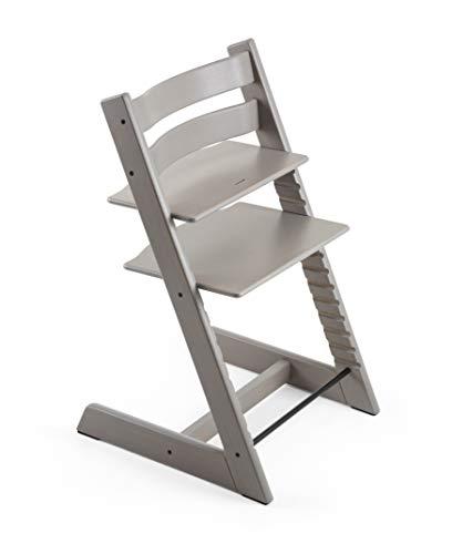 Stokke 2019 Tripp Trapp Chair, Chair Only, Oak Greywash