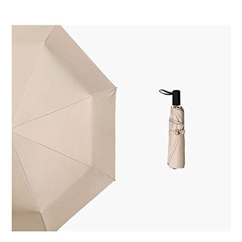 ZGMMM Ombrello UV per Pioggia Solare Ombrellone per ombrellone Piccolo Ombrellone per ombrellone Ombrello Antivento///1