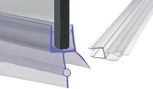 Sello para mampara de ducha de alta calidad, 60 cm: Amazon.es: Bricolaje y herramientas