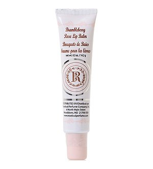 Rosebud Brambleberry Rose Lip Balm