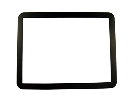 Screen Lcd Replacement Camera (New Outer LCD Screen Display Window Glass Replacement +Tape For Canon EOS 7D Part)