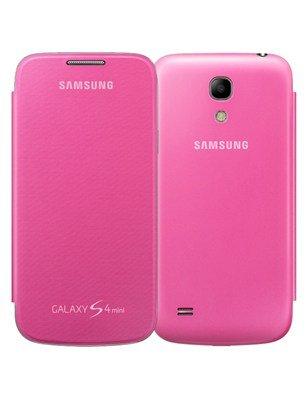 (Samsung Galaxy S4 Mini Case S Flip Cover Folio - Pink)