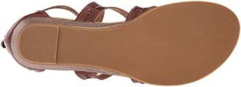 Blowfish Women's Bungalow Sandal, Whiskey, 10 M Us 2