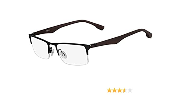 dafa29f5e3d7 Eyeglasses FLEXON E1060 210 BROWN at Amazon Men s Clothing store