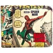 Marvel Retro Exterior Print Men's Wallet
