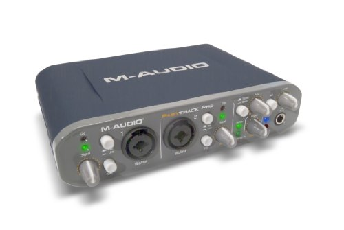 M Audio Track Mobile Interface Preamps product image