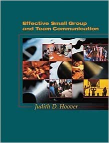 essay on small group and team communication An essay or paper on concept of small group communication in the movie &quottwelve angry men&quot the actions and behaviors of the jurors demonstrate the concept of small group communication it is evident that the film shows the development of the task-oriented group from the beginning to the end in this paper we will discuss the power of consensual.