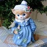 Calico Kittens **Silent Night** 144622