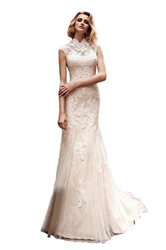 Engerla - Vestido - para mujer blanco