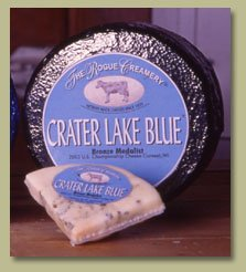 Rogue Creamery's Crater Lake Blue Cheese (1 lb)