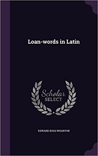 Loan-words in Latin