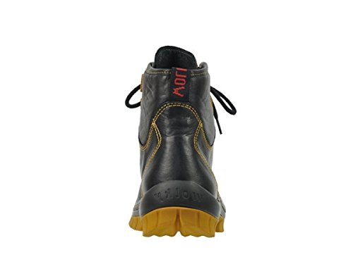 Chaussures À Curry Black 20010 Leather Dive Wolky Winter Lacets v6x7wq6dZ