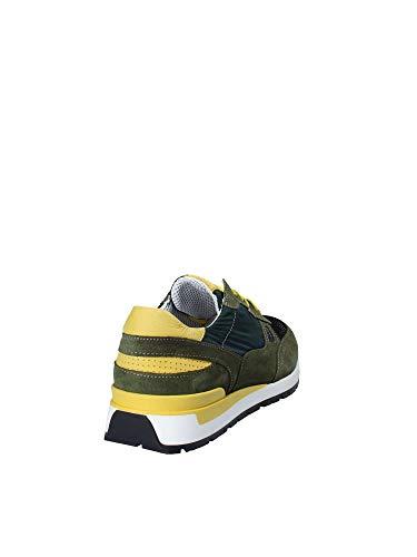 Sneakers 42 Uomo Verde Exton 993 5wqxPP