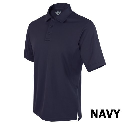 Performance tactical Polo - Navy Blue - XXLarge by Condor Outdoor