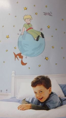 Le Petit Prince Wall Decal Mural Stickers Removable The Little ...