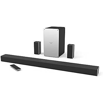 Amazon Com Vizio Smartcast 36 Quot 5 1 Wireless Soundbar