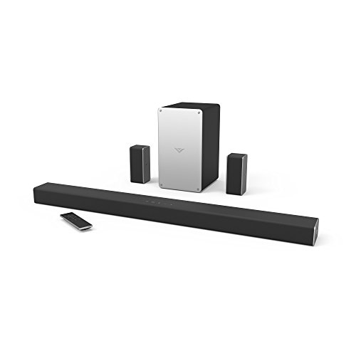 VIZIO SmartCast 36'' 5.1 Wireless Soundbar System - SB3651 by VIZIO