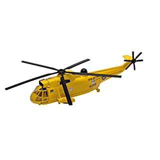 Corgi Showcase Westland Sea King Military Search & Rescue Aviation Die-Cast Metal Model Fit The Box Scale CS90625