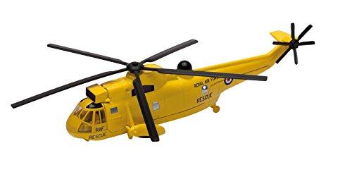 Corgi Showcase Westland Sea King Military Search & Rescue Aviation Die-Cast Metal Model Fit The Box Scale CS90625
