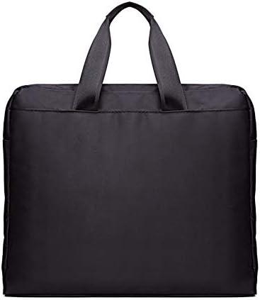 ビジネスバッグ メンズ PC収納ショルダーバッグメッセンジャーバッグ ハンドバッグオックスフォード布会議紙袋大容量ビジネスブリーフケース男性 大容量 男性用ビジネス ロック アタッシュケース A4、iPad、折り畳み傘等対応