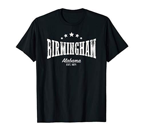 Vintage Birmingham Shirt AL Home City Pride -