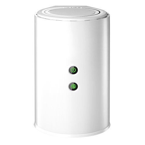D-Link Wireless AC750 750 Mbps Home Cloud App-Enabled Dual-Band Gigabit Router (DIR-818LW)