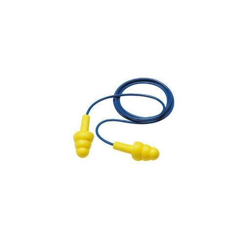 3M Ultrafit Filaires Bouchons d'oreille Réutilisables, 5 Paires