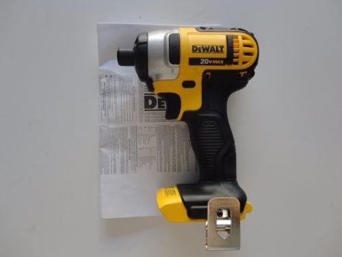 "DeWalt 20V 20 Volt Max Lithium Ion 1/4"" Impact Driver Tool Only Model DCF885"