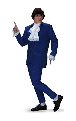 Deluxe Austin Powers Adult Costume - X-Large