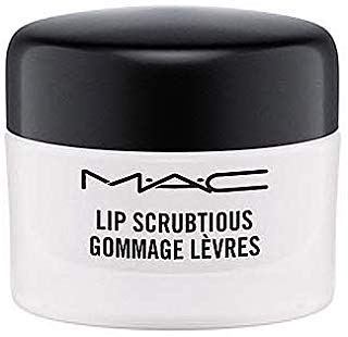 (MAC Lip Scrubcious Sweet Vanilla)