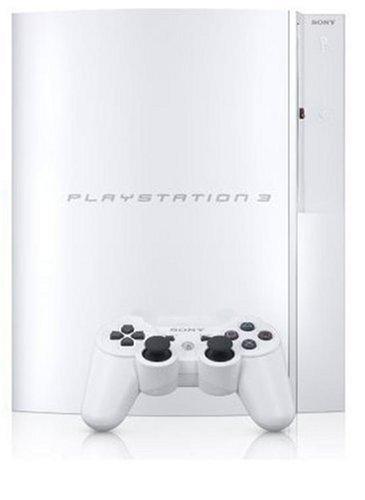 Sony PlayStation 3 Ceramic White