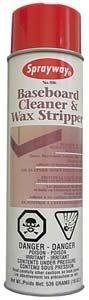 Baseboard Cleaner & Wax Stripper - Case:12