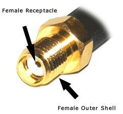 MPD Digital RG58U-SO239-SMA-female-6FT SMA Male Plug to UHF SO-239 Female RG-58 Dual Shielded for UHF Mobile and Base Antennas
