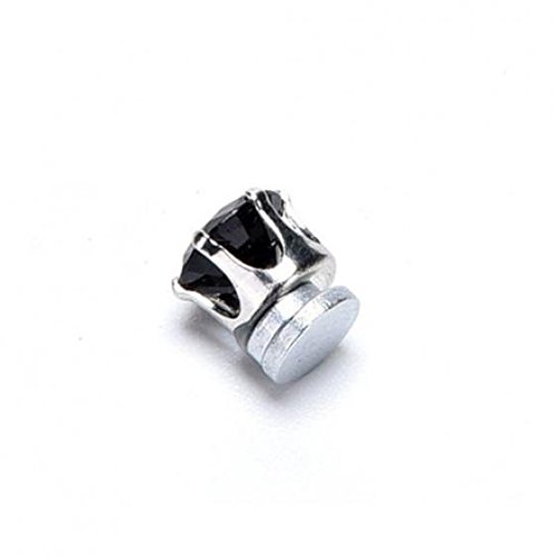 1 Pair of Magnet Earrings Popular Clip No Piercing Men's and Women's Popular Jewelry Party by AxiEr (Image #2)