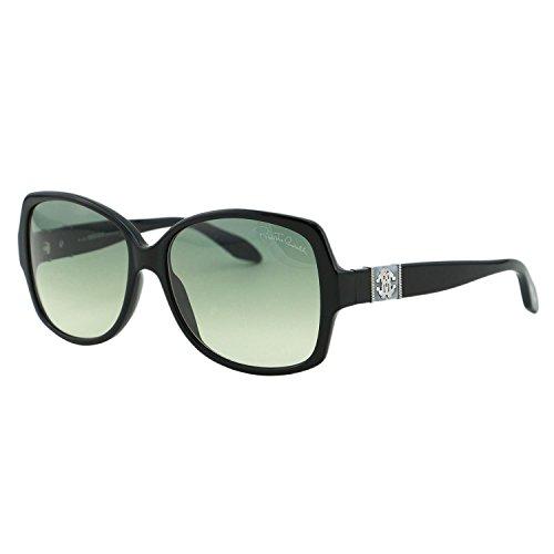 Roberto Cavalli Women Oval Butterfly Sunglasses Gradient Designer Eyewear RC651S - Cavalli Roberto Logo Sunglasses