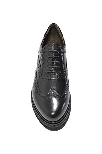Nero Giardini Francesine fondo alto nero 9393 scarpe donna A719393D
