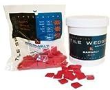 Barwalt Regular Tile Wedges - 450 Pieces
